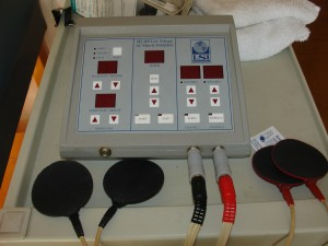 Electro-Muscle Stimulation